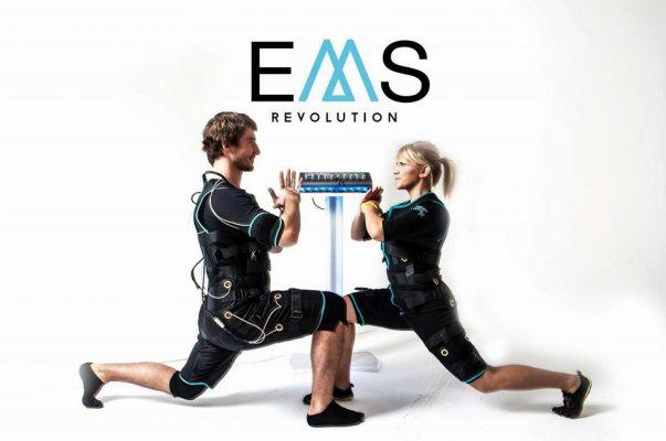 Entrenamiento con electroestimulación